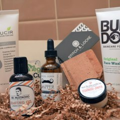 The Vegan Cuts Grooming Box: Limited Edition Co-curated by The Discerning Brute, Joshua Katcher.